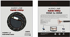 ��� HDMI ���� FULL HD 1080P ������ ����� 10 ��� ���� AUDIO LINE