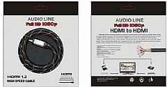 ��� HDMI ������ ����� 2 ��� ���� AUDIO LINE