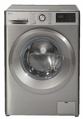 הוראות חדשות מכונת כביסה פתח קידמי LG F0812WS 8 ק''ג | - חנות מוצרי חשמל VO-96